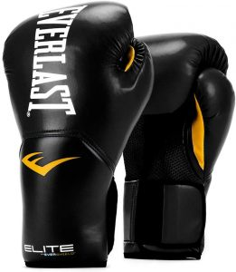 Elite Pro Style Training Gloves From Everlast