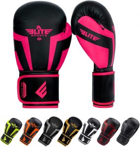 Elite Sports Boxing Gloves
