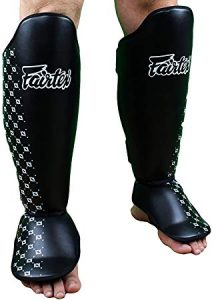 Fairtex Competition Muay Thai Shin Guard