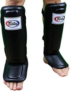 Fairtex SP3 Pro Style Shin Guards
