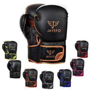 Jayefo Glorious Boxing Gloves