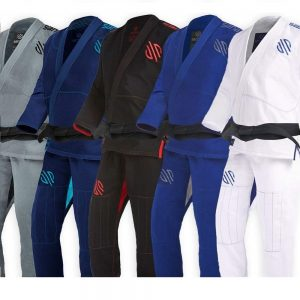 Sanabul Essentials V.2 Ultra-light Preshrunk Bjj Jiu-jitsu Gi