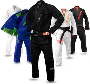 Sanabul Highlights Professional Competition Bjj Jiu-jitsu Gi Ibjjf Approved See Special Sizing Guide