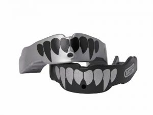 Sports Mouth Guard From Battle with Strap