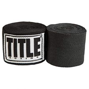 Title Boxing Elastic Mexican Hand Wrap, 180